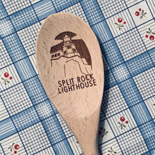 Minnesota Split Rock Lighthouse Wood Spoon