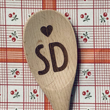 South Dakota <heart> SD Wood Spoon
