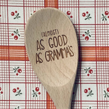 As Good as Gramma's...Almost Wood Spoon