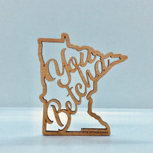 Minnesota You Betcha Filigree Ornament