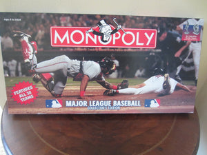 Monopoly Major League Baseball Collector's Edition