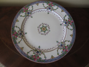 Royal Worcester England China Plate