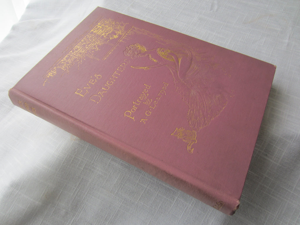 Eves Daughter's A.G. Learned 1st Ed. Second Print 1905