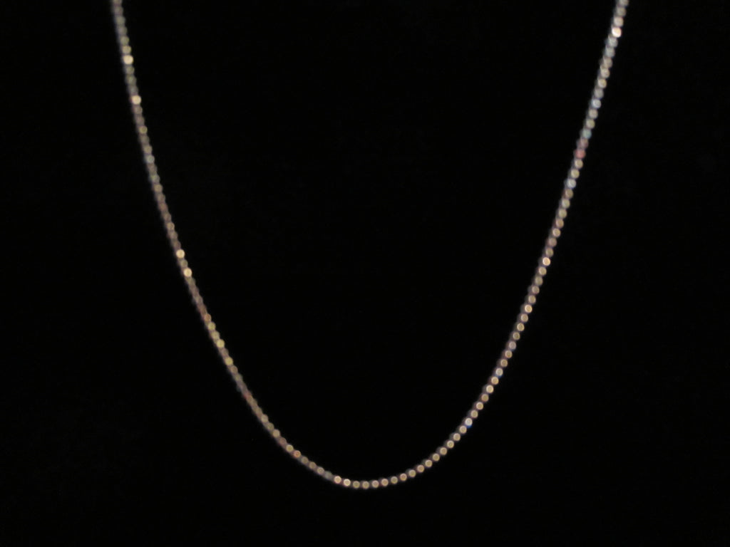 "New 16"" Sterling Silver Chain"