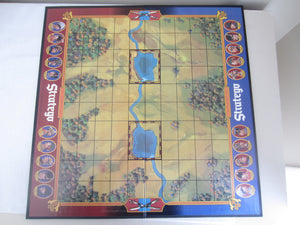 Vintage Stratego Board Game 1977