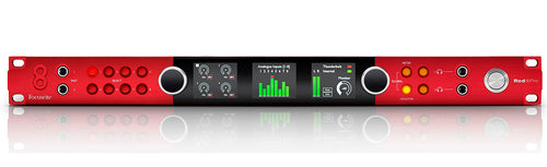 RED 8PRE - INTERFAZ DANTE COMPATIBLE CON PRO TOOLS | HD Y THUNDERBOLT 2.