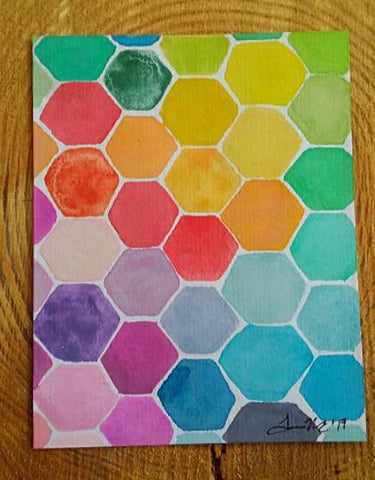 hexagon sacred geometry