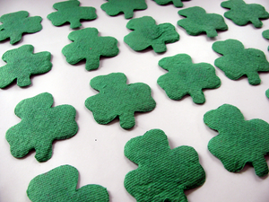 st patricks wedding favor