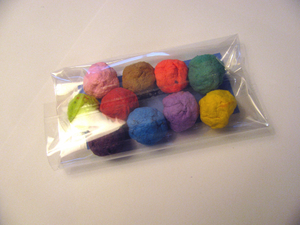 Easter Basket Gift - Stocking Stuffer Gift - Wildflower Seed Bombs