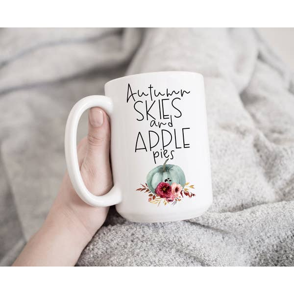 Autumn Skies Mug