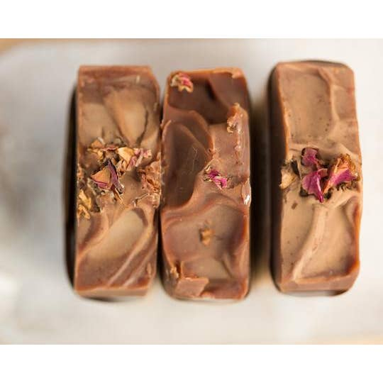 Cashmere and Cocoa Artisan Soap