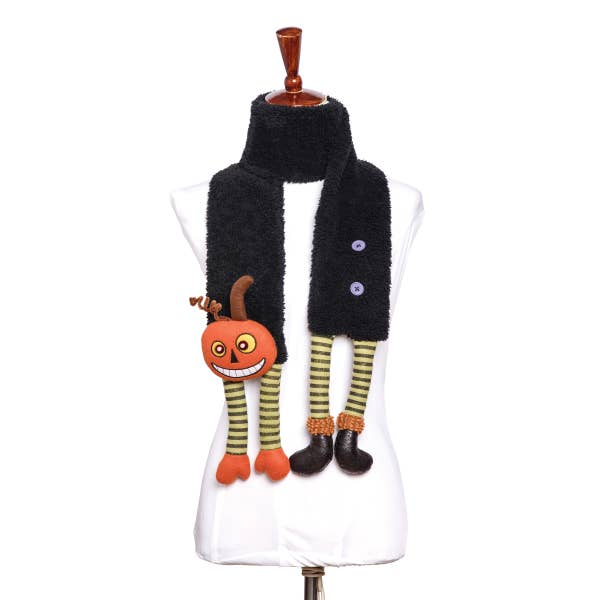 Happy Pumpkin Scarf