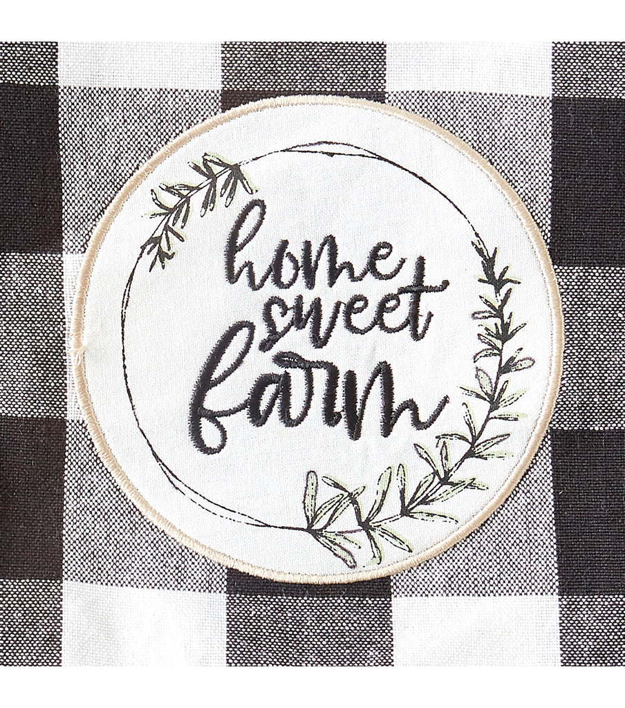 Home Sweet Farm Dishtowel