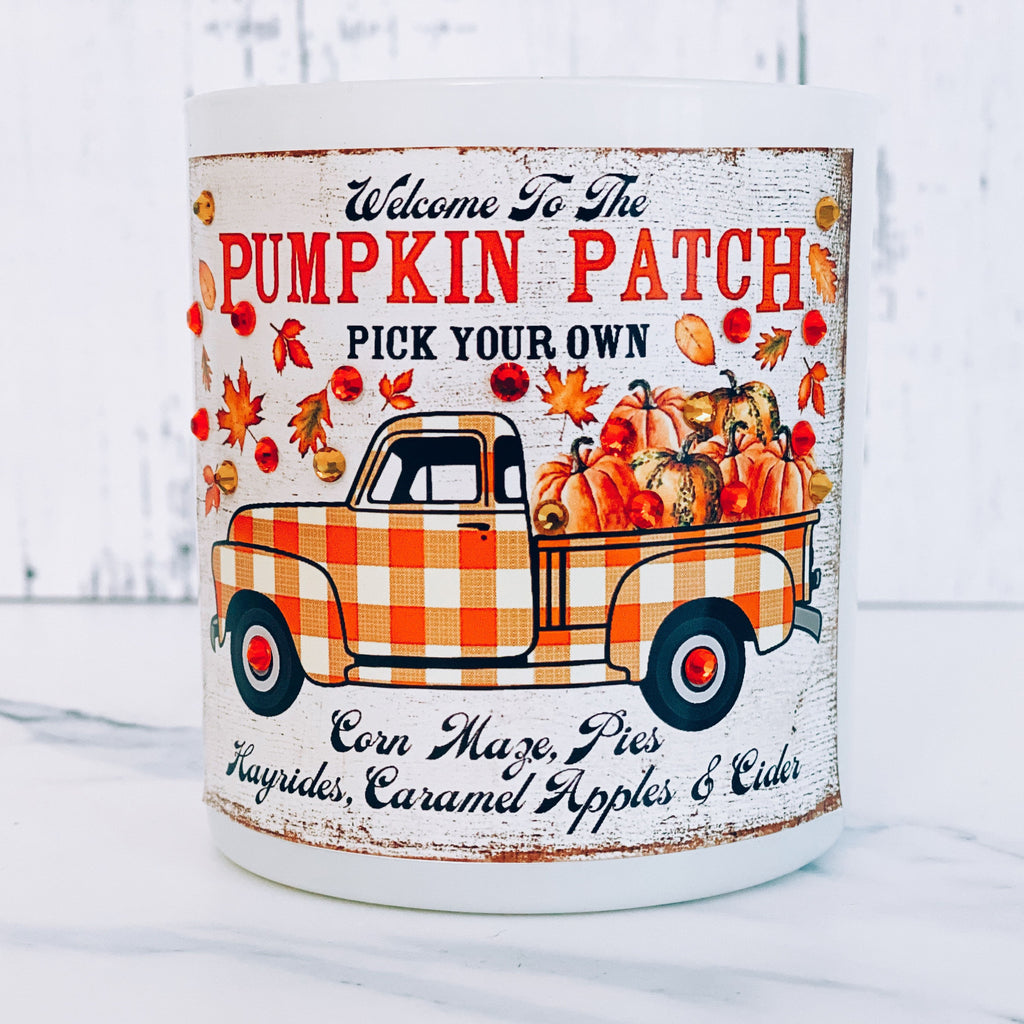 Pumpkin Patch Candle - Autumn Bounty
