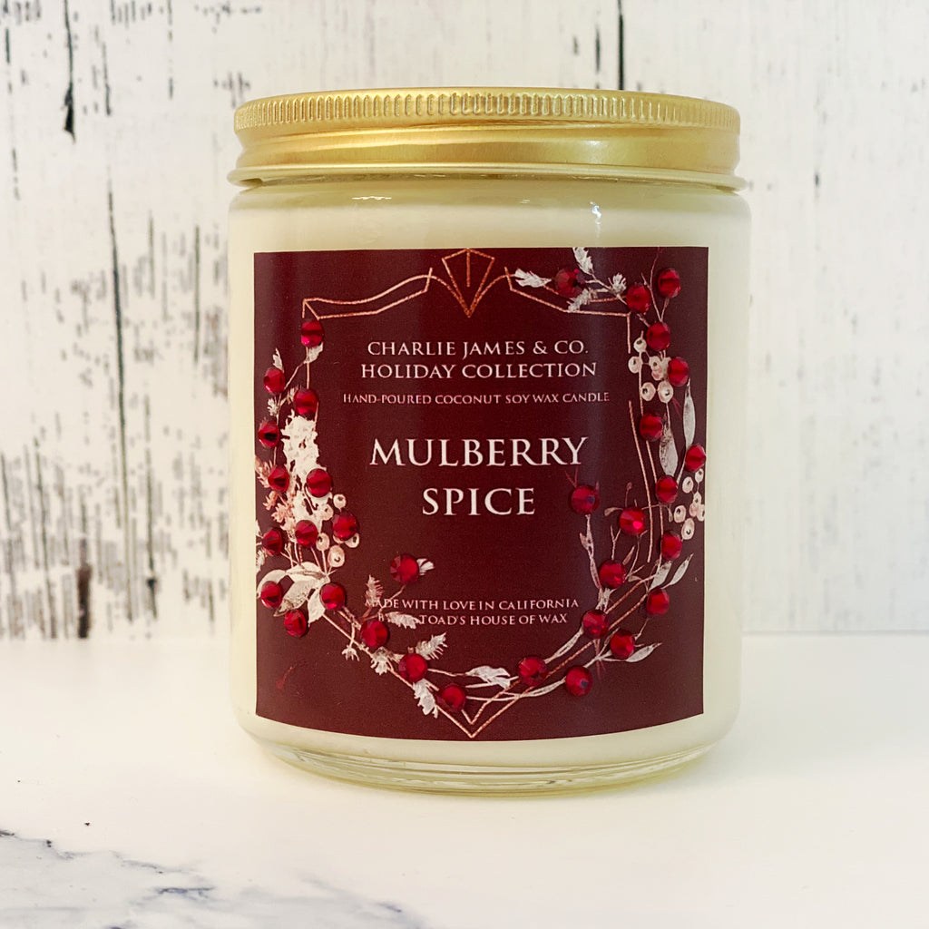 Mulberry Spice - Holiday Crystal Collection