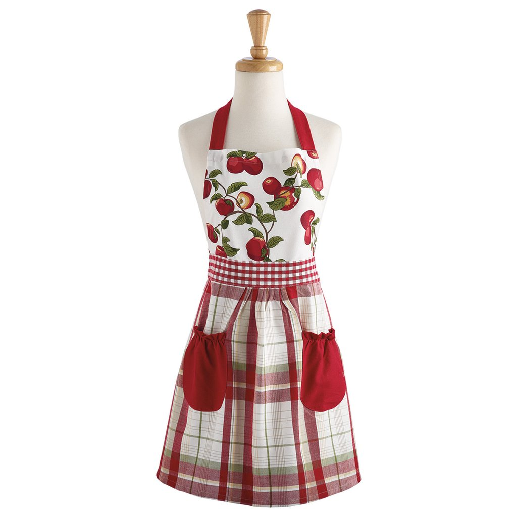 Apple Orchard Apron - Charlie James & Company
