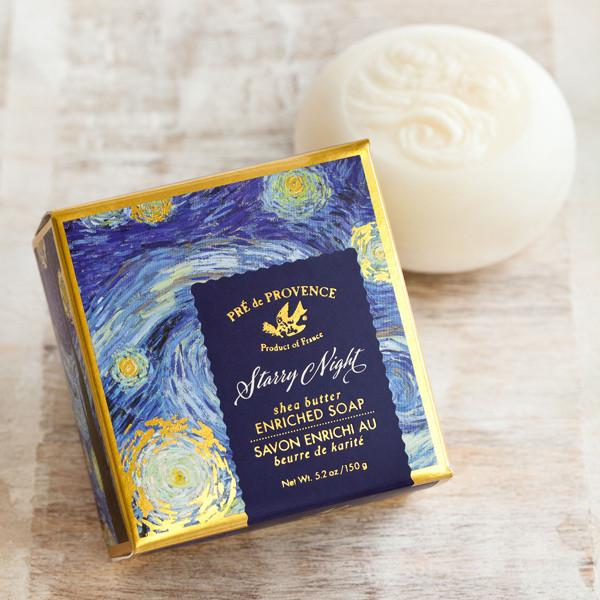 Starry Night Gift Soap - Charlie James & Company