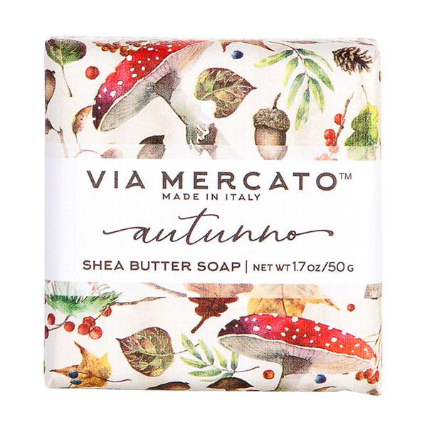 Autumn Autunno Italian Soap Gift Set - Charlie James & Company