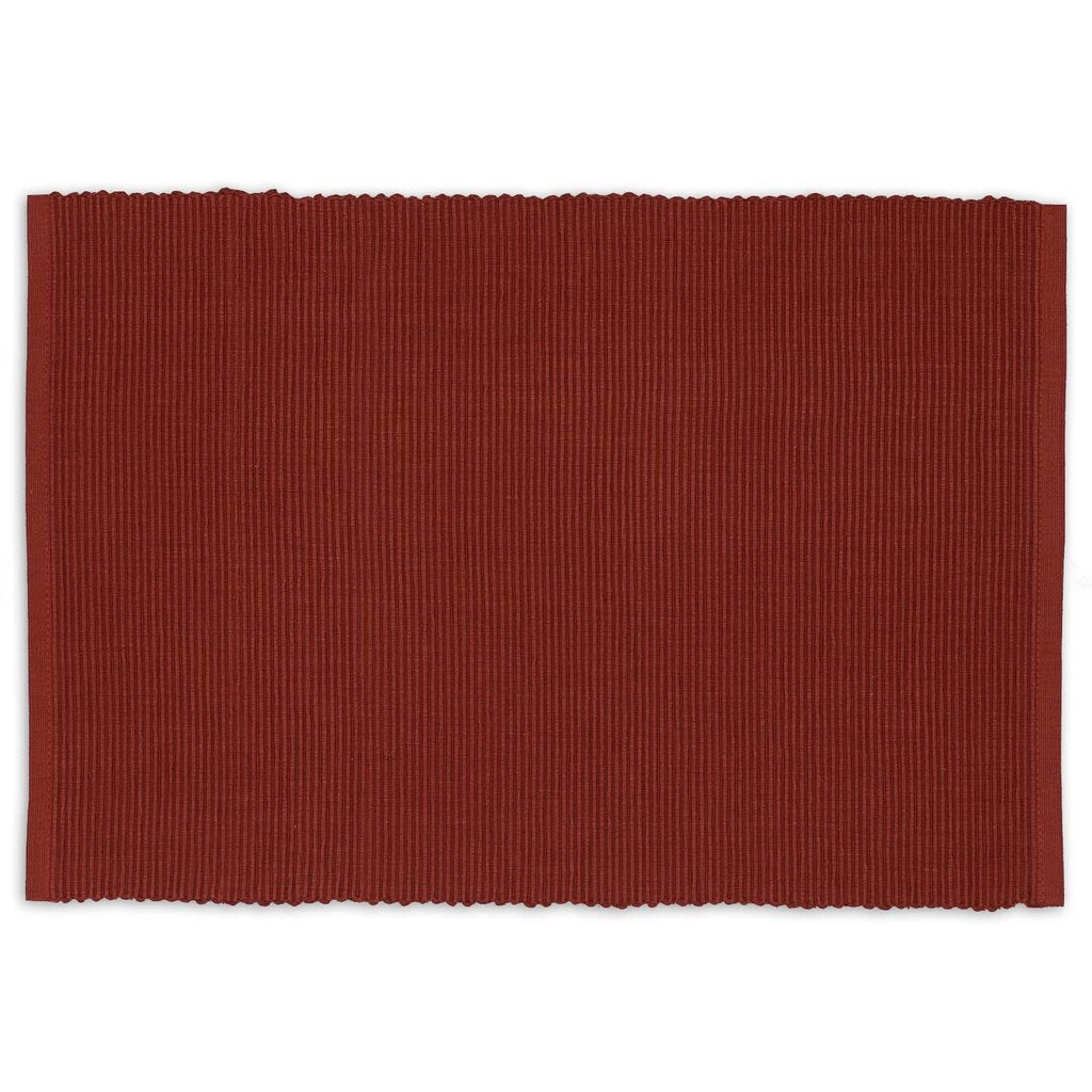 Rustic Red Placemat Set of 4 - Charlie James & Company