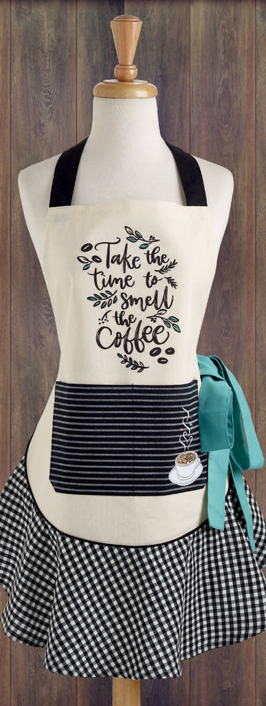 Coffee Time Apron