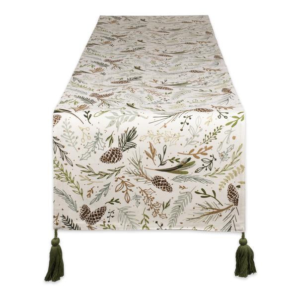 Winter Wonderland Reversible Table Runner