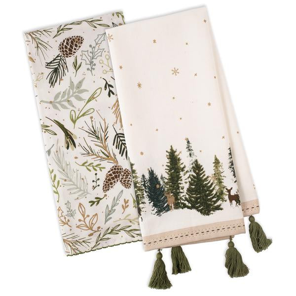 Winter Wonderland Dishtowel Set