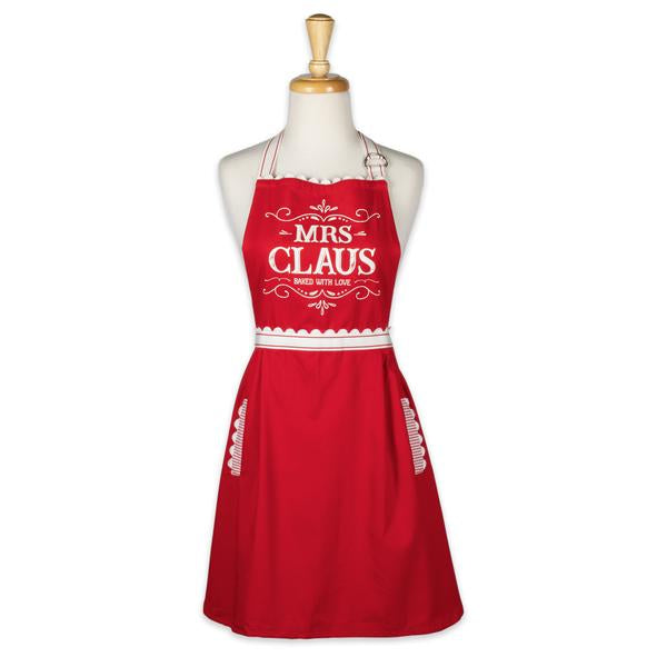 Mrs. Clause Apron