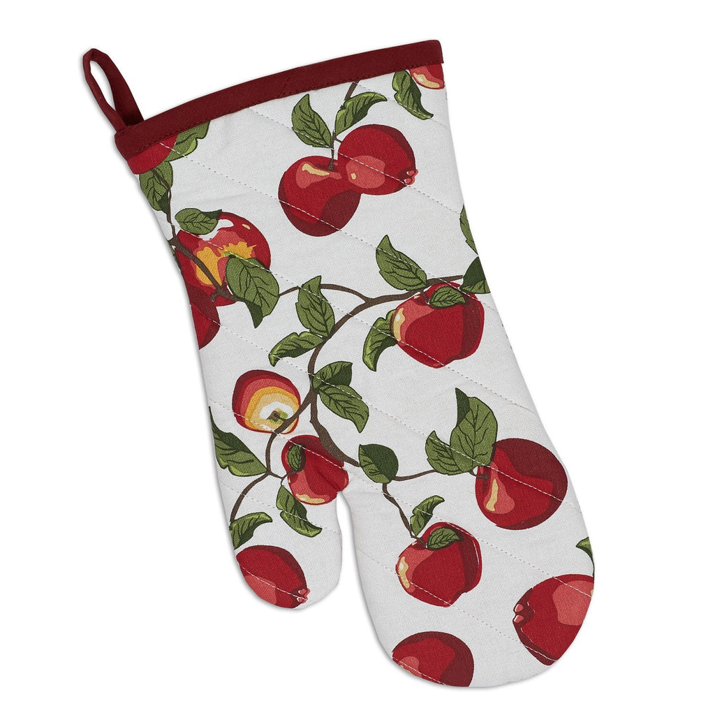 Apple Orchard Oven Mitt - Charlie James & Company