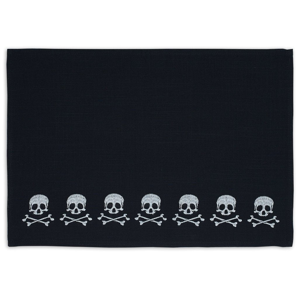Skull Placemat Set