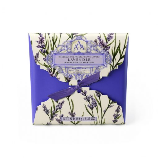 Lavender Luxury Scented Bath Salts - Charlie James & Company