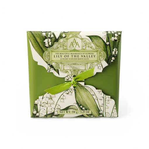 Lily of the Valley Luxury Scented Bath Salts - Charlie James & Company