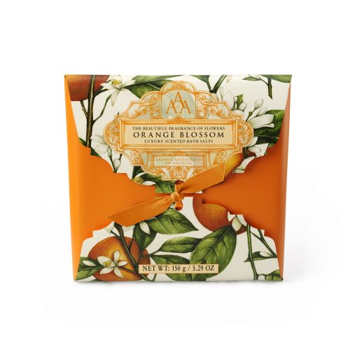 Orange Blossom Luxury Scented Bath Salts - Charlie James & Company
