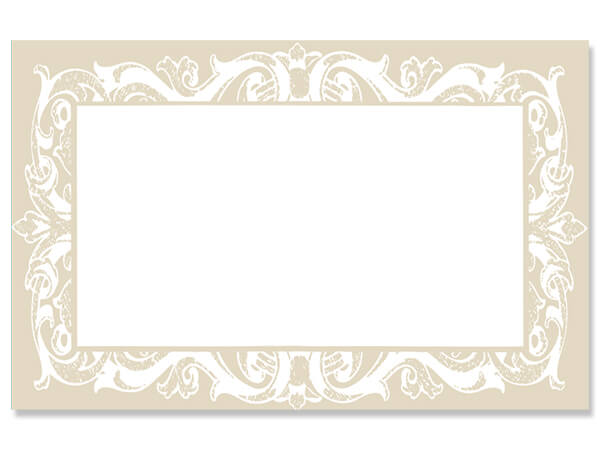 Pearl Lace Greeting Card - Charlie James & Company