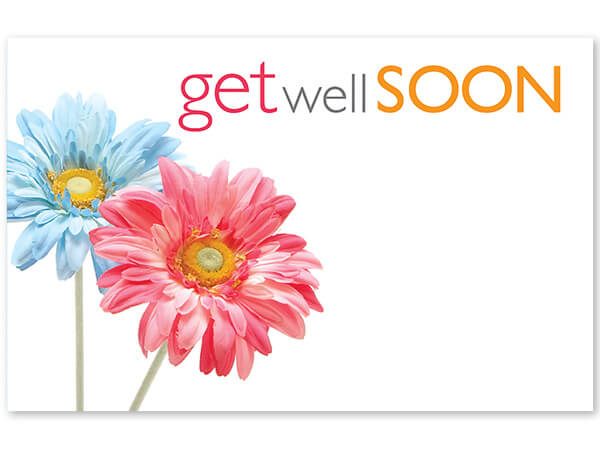 Get Well Soon Greeting Card - Charlie James & Company
