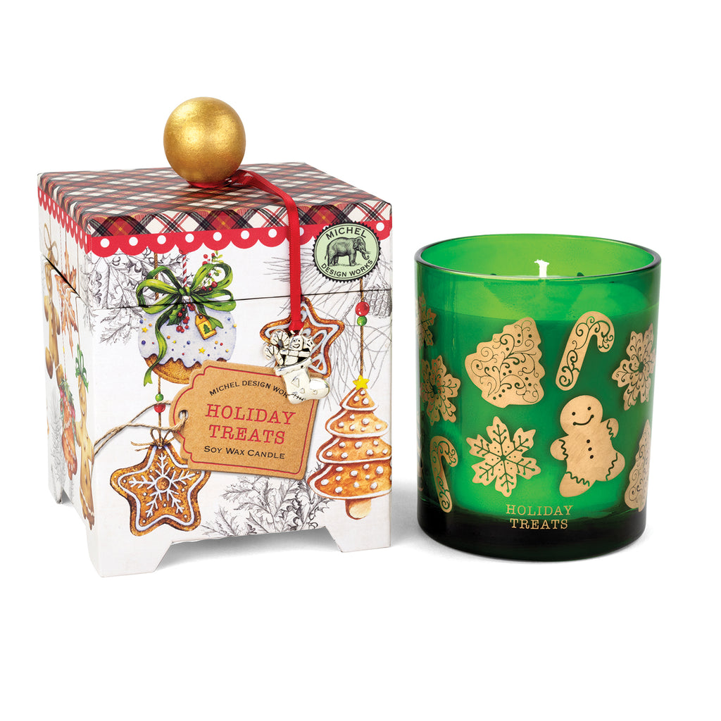 Holiday Treats Soy Candle