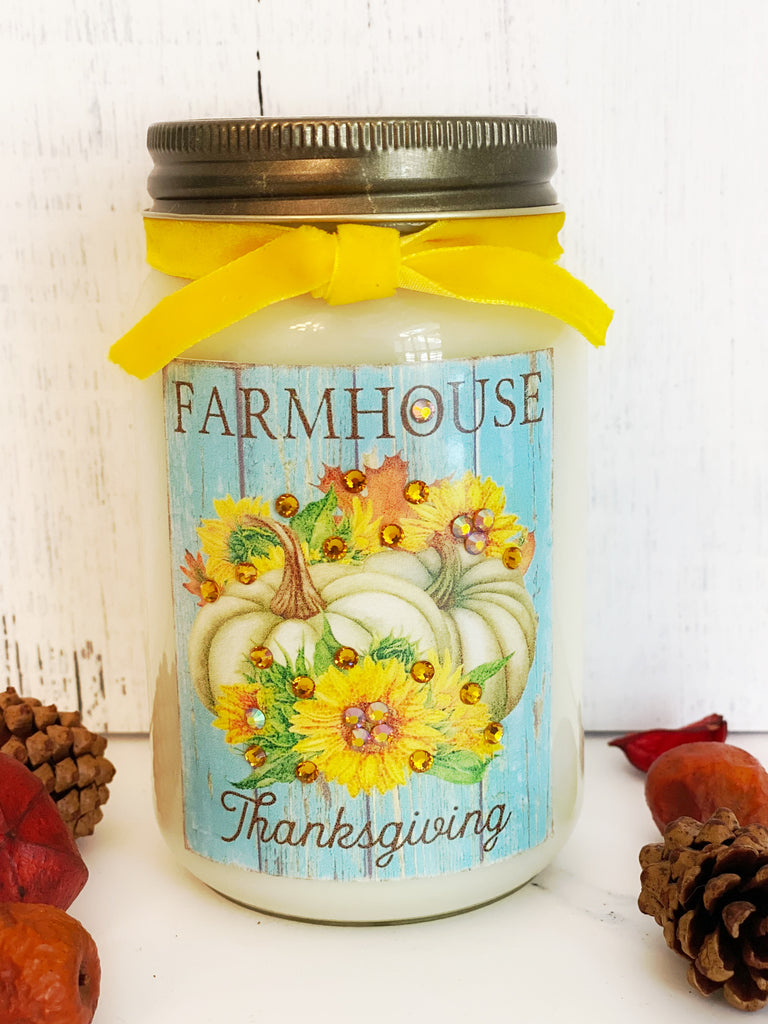 Farmhouse Thanksgiving - Harvest Home