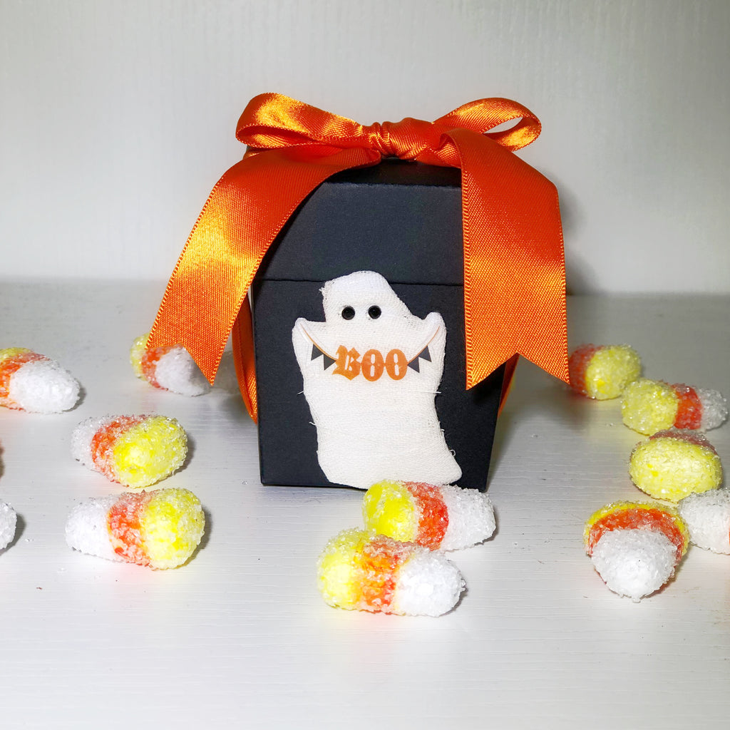 Mini Ghost Halloween Candles - Charlie James & Company