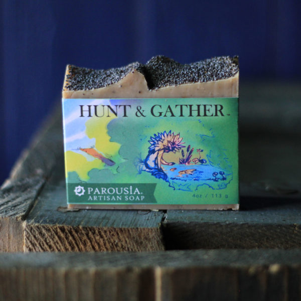 Hunt & Gather Artisan Soap - Charlie James & Company