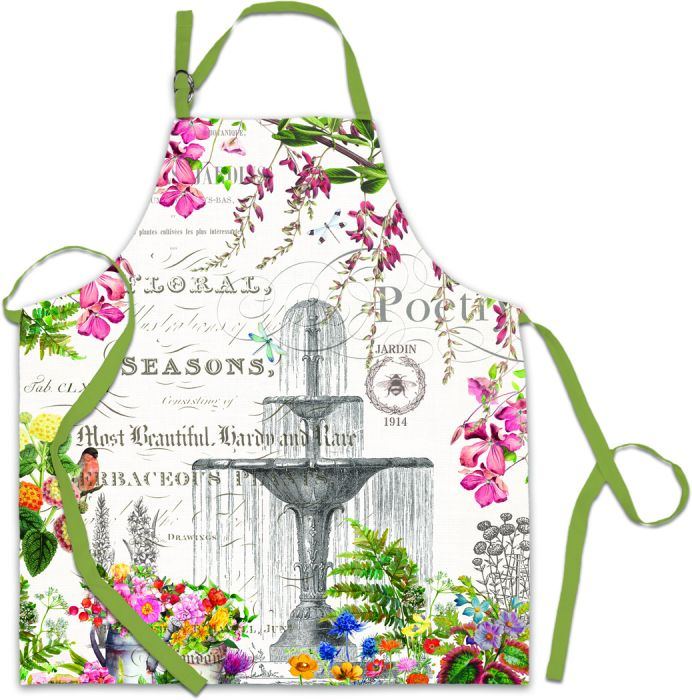 In the Garden Apron