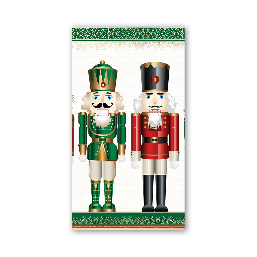 Nutcracker Foaming Hand Soap & Napkin Set