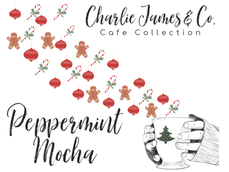 Peppermint Mocha Cafe Collection