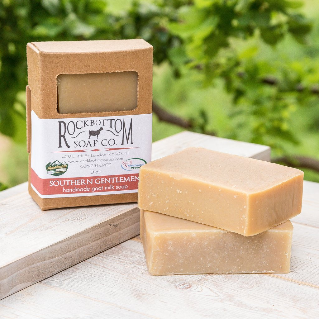 Southern Gentleman Goat Milk Soap