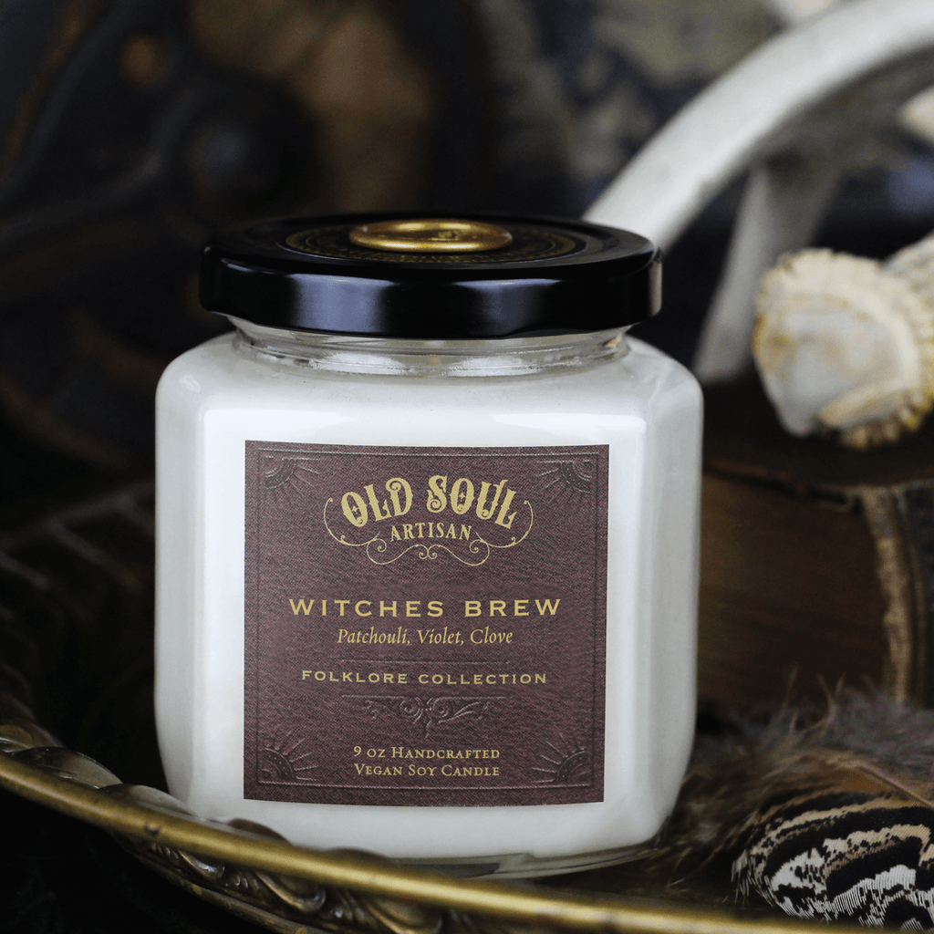 Witches Brew - Patchouli, Violet, Clove