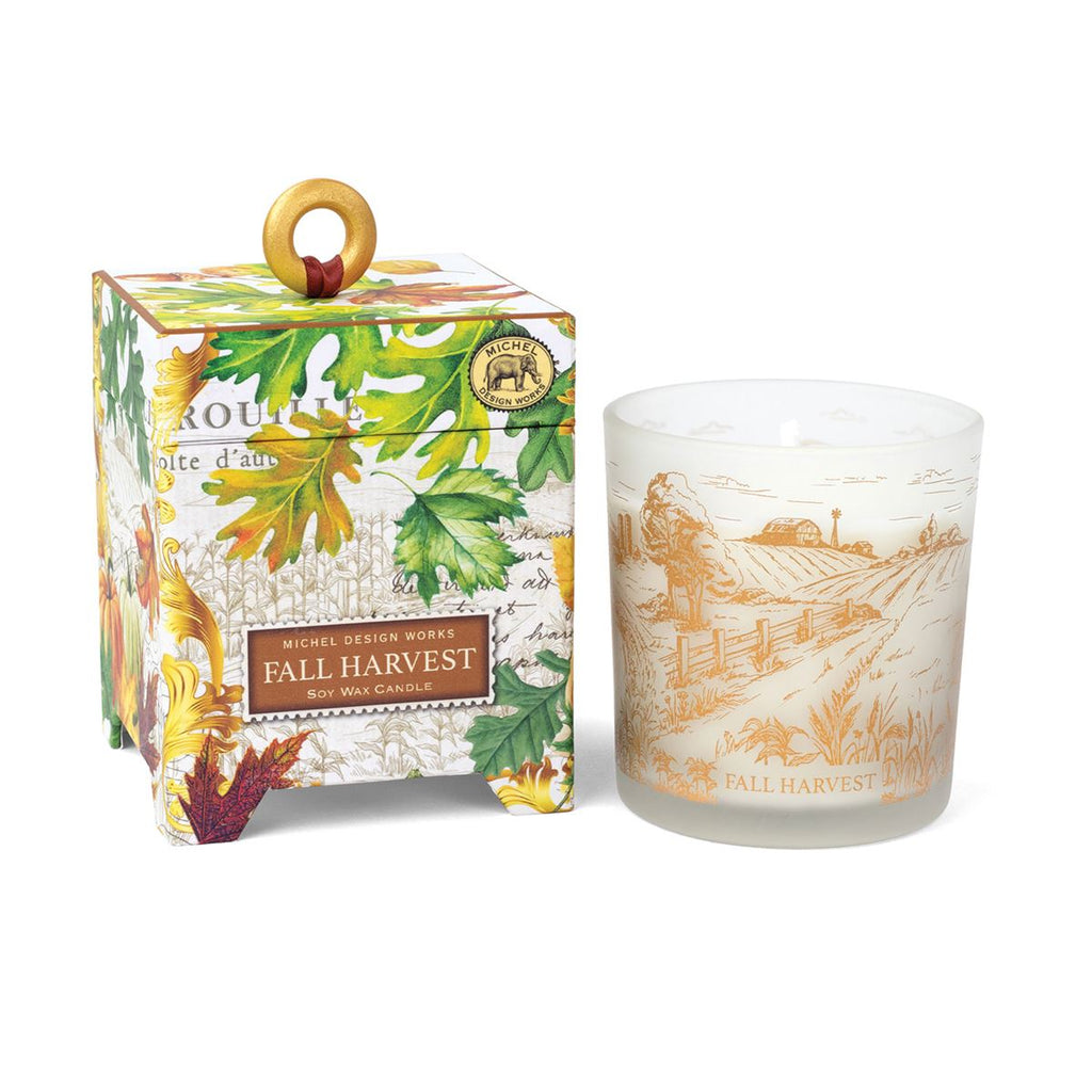 Fall Harvest Soy Candle