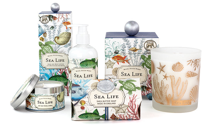 Sea Life Bubble Bath