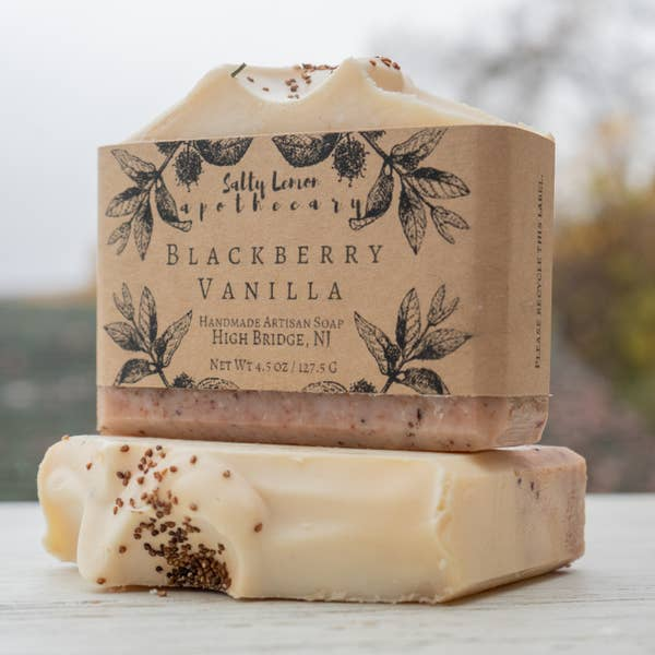 Blackberry Vanilla Artisan Soap