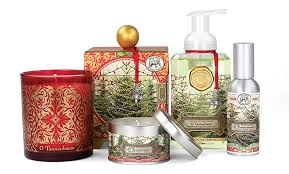 O Tannenbaum Foaming Hand Soap & Napkin Set