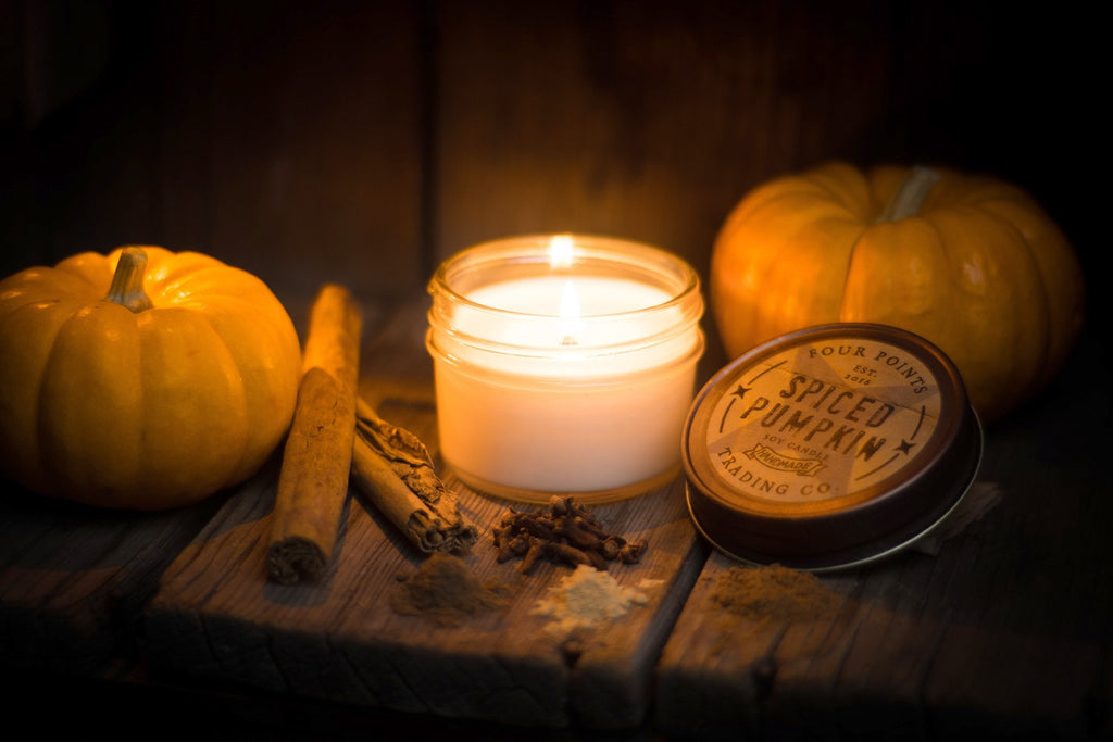 Pumpkin Spice 4 oz Candle