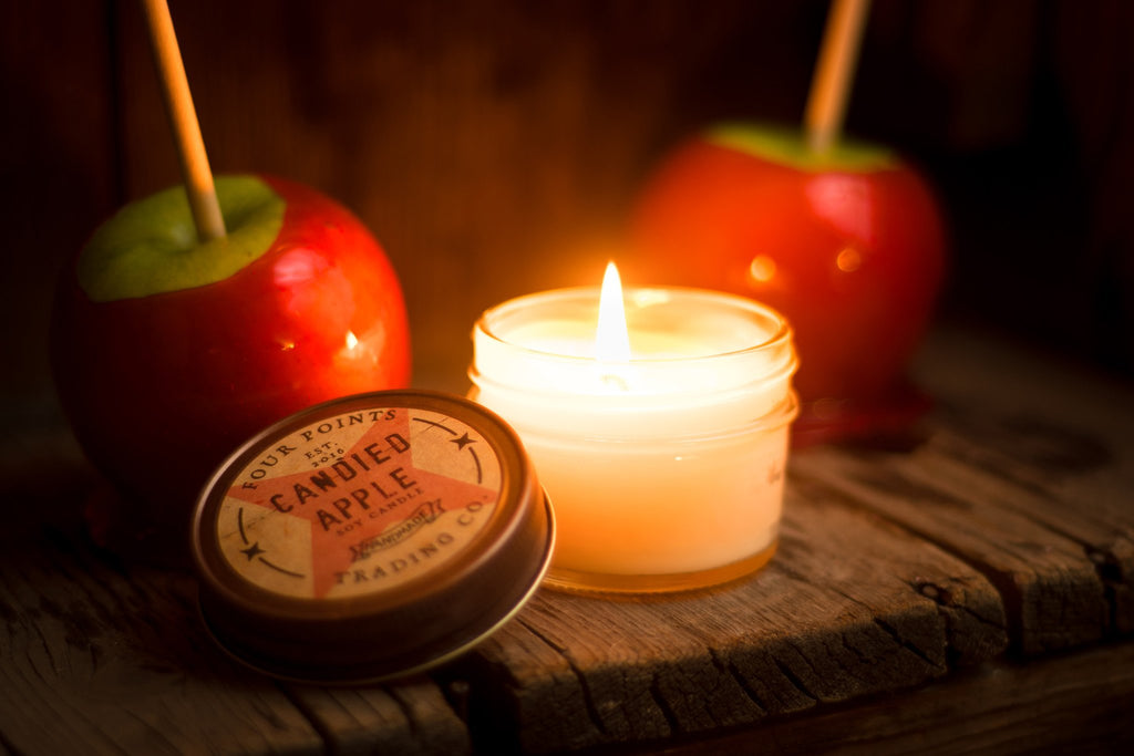 Candy Apple 4 oz Candle