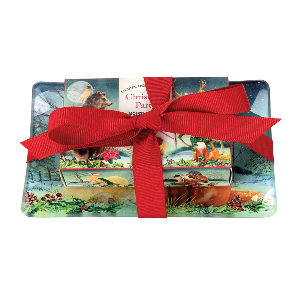 Christmas Party Gift Soap Set